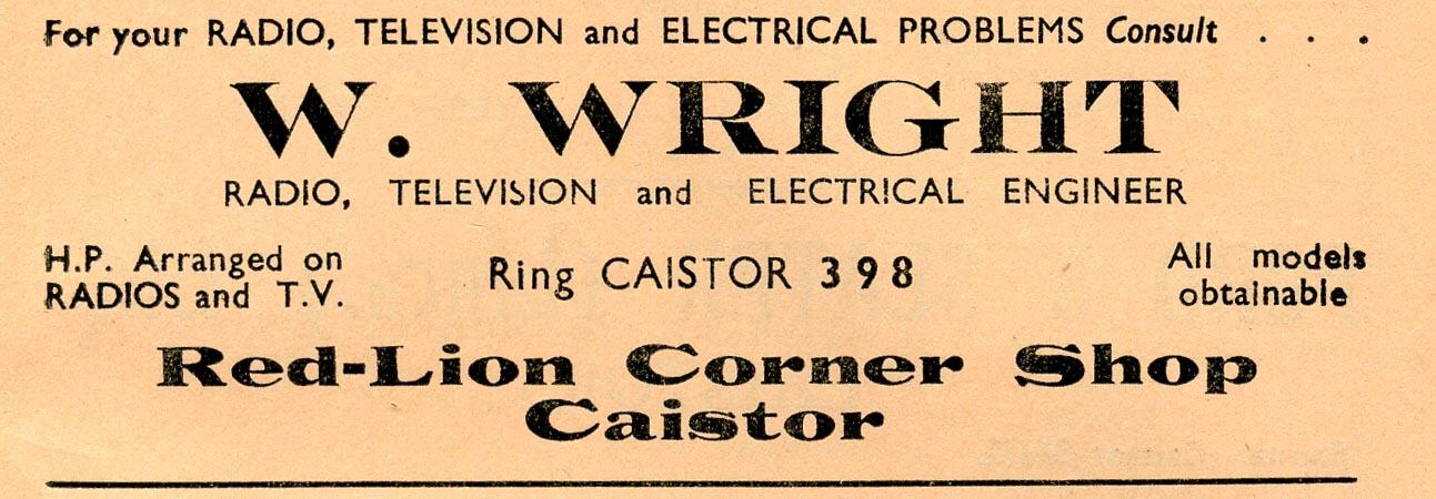 Advert 1955 W wright.jpg