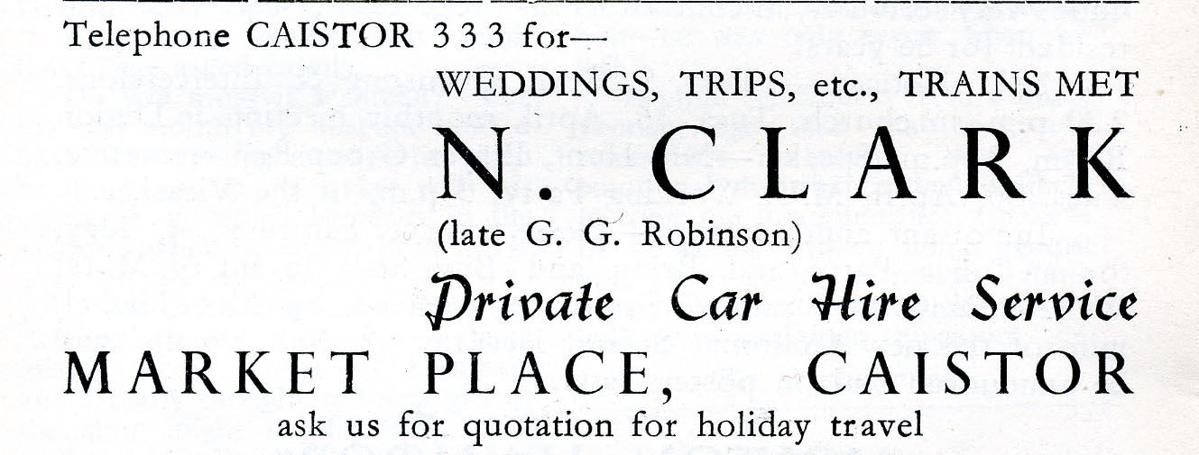 Advert 1957 N Clark.jpg