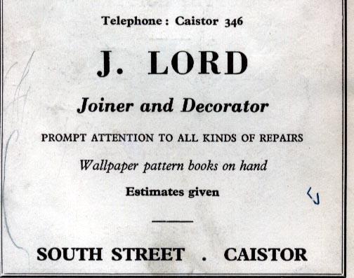 Advert 1960 J Lord.jpg