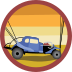 Fury Road Badge Icon