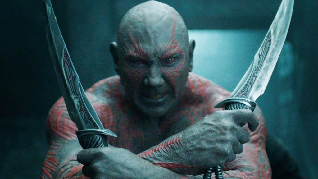Dave Bautista Hints at Joining Blade Runner 2