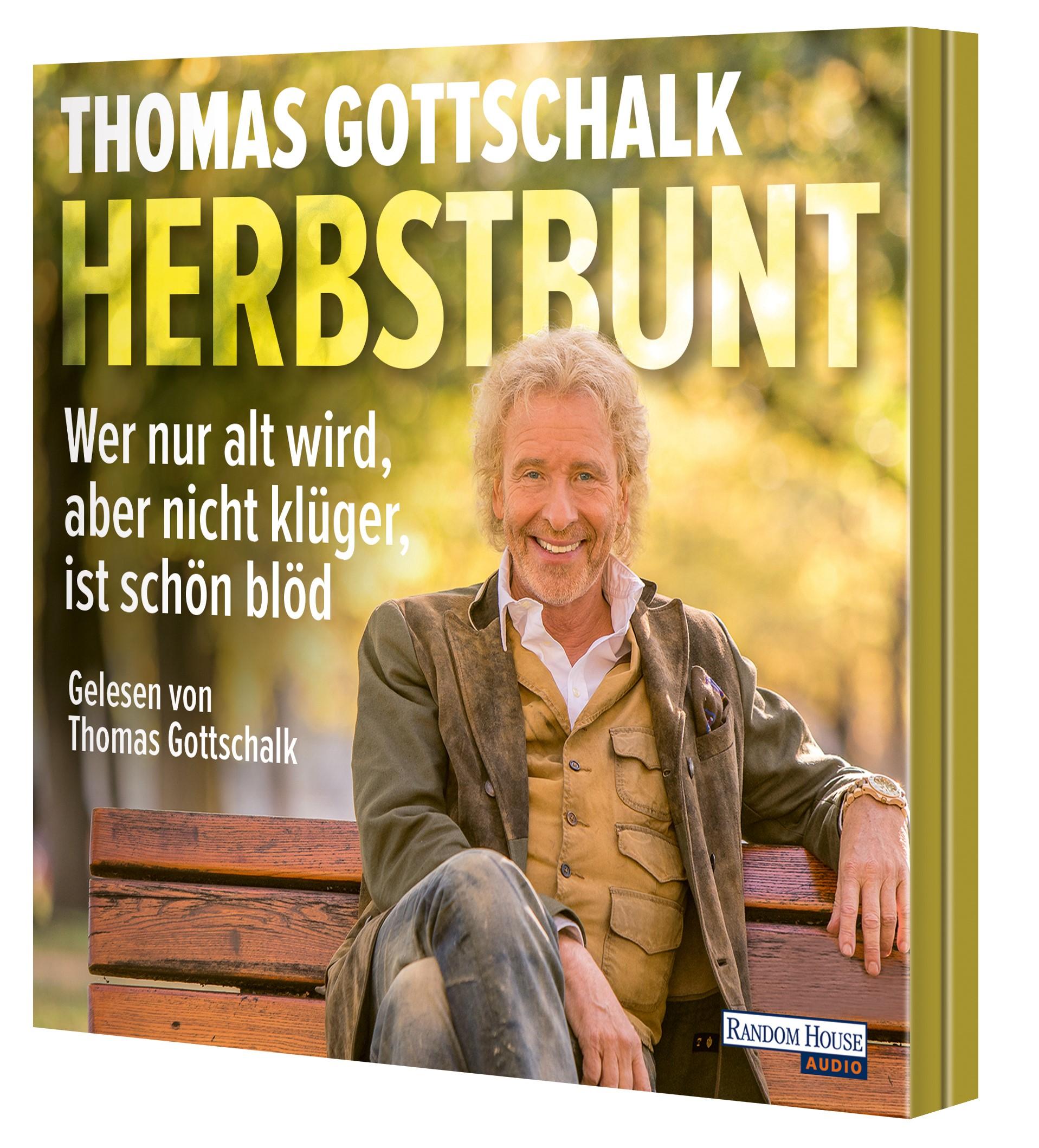 """""""Herbstbunt"""" von und mit Thomas Gottschalk"""