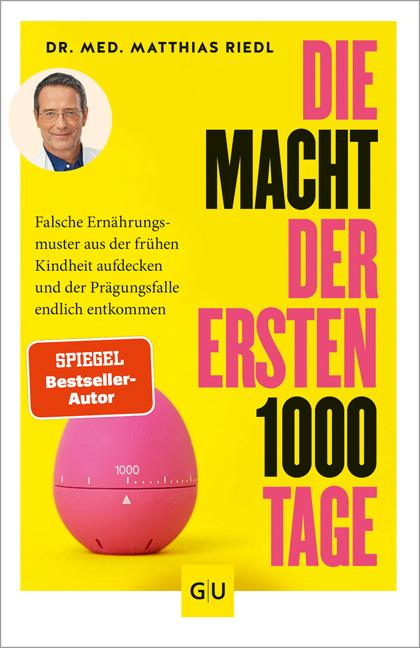 """Das Buch """"Die Macht der ersten 1000 Tage"""""""