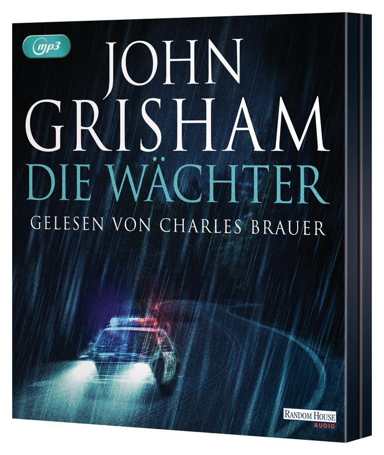 """Das Hörbuch """"Die Wächter"""""""