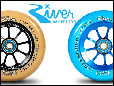 River Wheels Promo