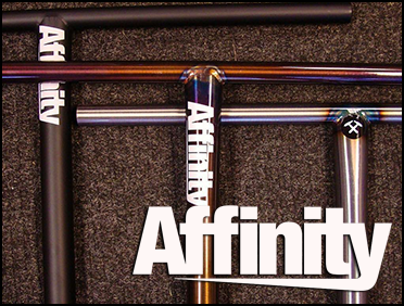 Affinity Scooters Promo