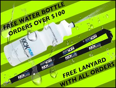 Water Bottle Promo