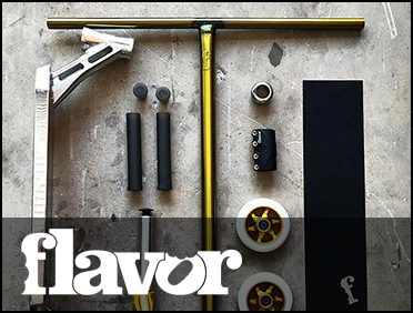 Flavor Scooters Promo