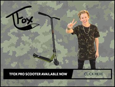 Tfox Promo
