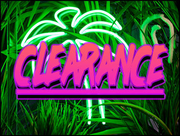 Clearance promo