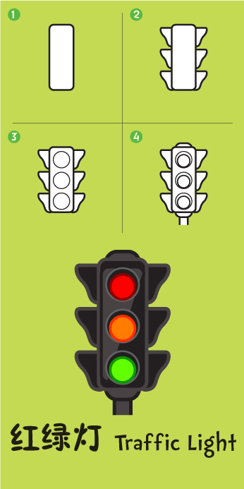 红绿灯 Traffic Light