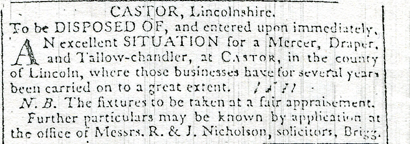 1811 Advert for position of.jpg