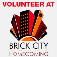 Volunteer at Brick City Homecoming