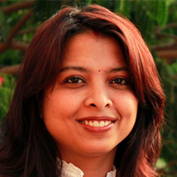 Aditi Khare '08 recently received her second promotion as engineering manager.