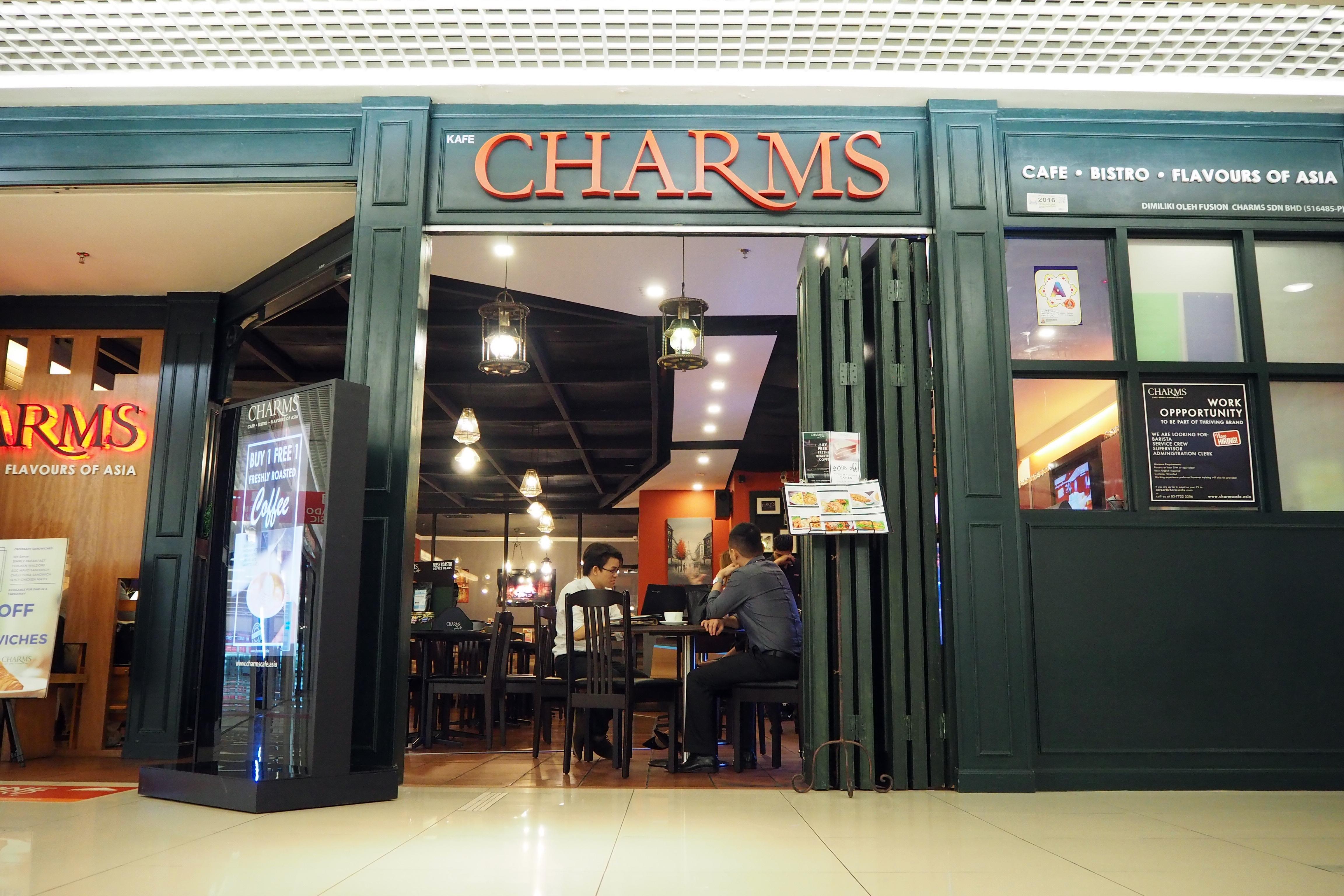 Charms Café Asia