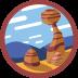 Niftier Fiftier Badge Icon