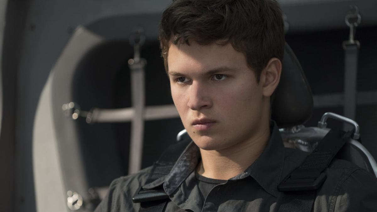 D&D Movie: Divergent's Ansel Elgort in Talks to Star