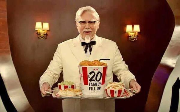 ឆាកជីវិតជោគជ័យខ្លីៗរបស់លោកតាស្ថាបនិកហាងមាន់បំពង KFC