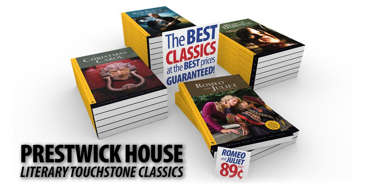 Literary Touchstone Classics