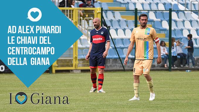 Alex Pinardi Giana Erminio Lega Pro