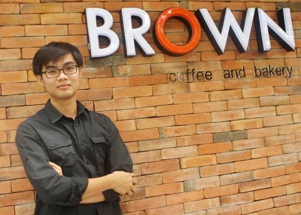 ស្ថាបនិកក្រុមហ៊ុនកាហ្វេ Brown ឈ្នះពានរង្វាន់សហគ្រិនវ័យក្មេង២០១៦