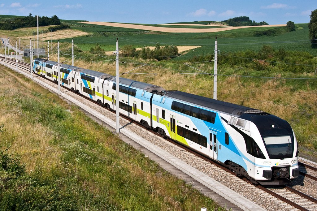 westbahn train austria