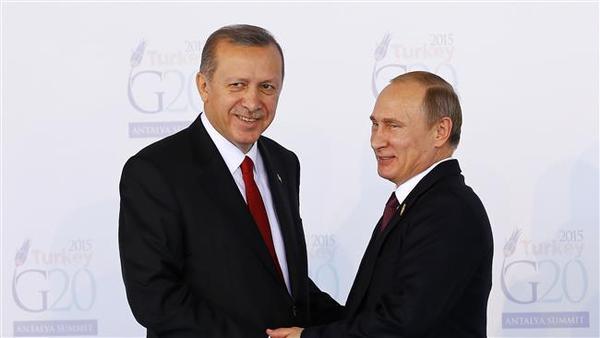 Erdogan៖ ចំណងមិត្តភាពជាមួយរុស្ស៊ីគឺដើម្បីបោសសម្អាតផ្ទៃក្នុងប្រទេស