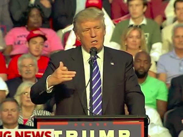 Donald Trump៖ លោកអូបាម៉ាគឺជាមេក្លោងរបស់ពួក ISIS