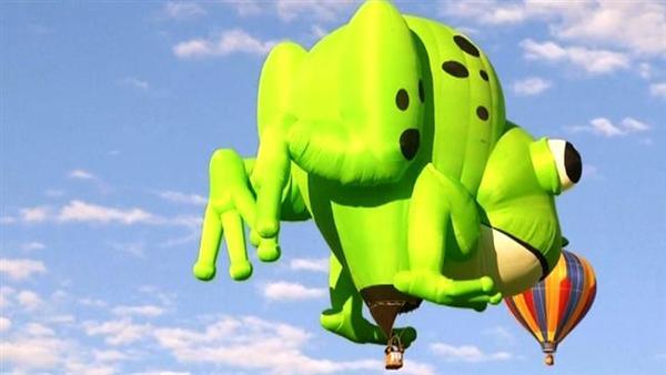 ពិធីបុណ្យ Balloon យក្សនៅអាមេរិកឆ្នាំនេះគគ្រឹកគគ្រេងណាស់