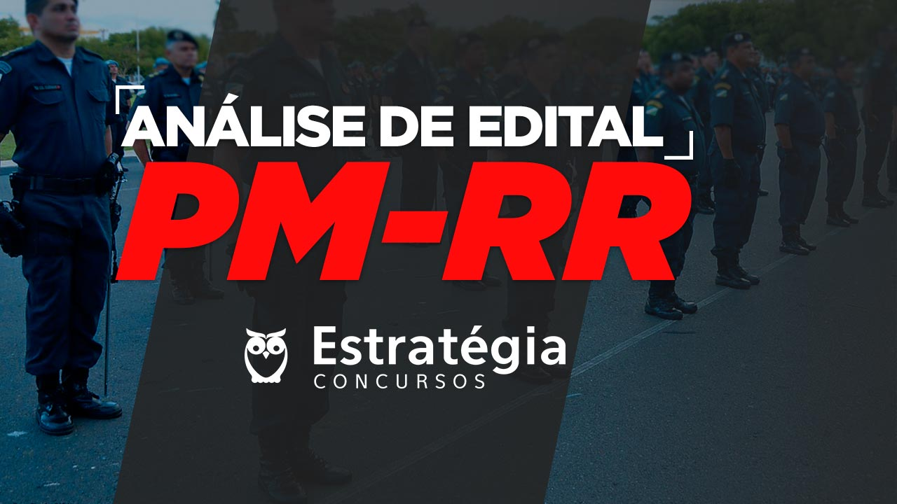 Análise do Edital para PM-PR