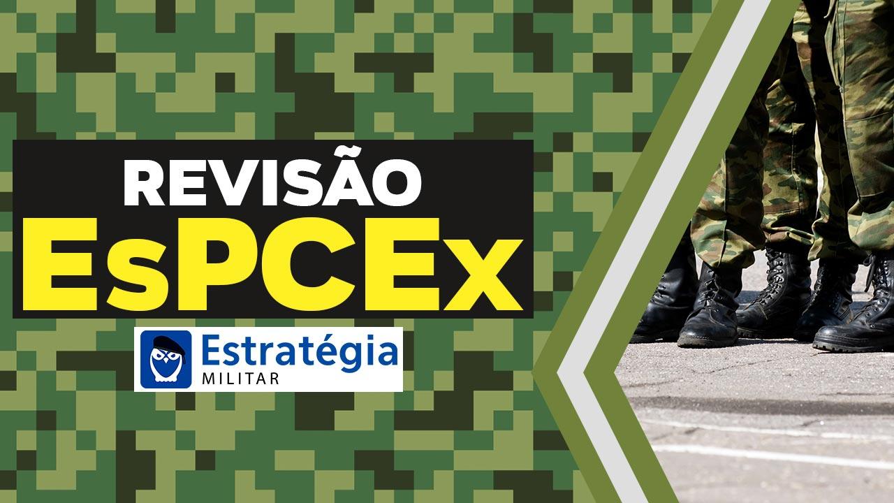 Revisão EsPCEx