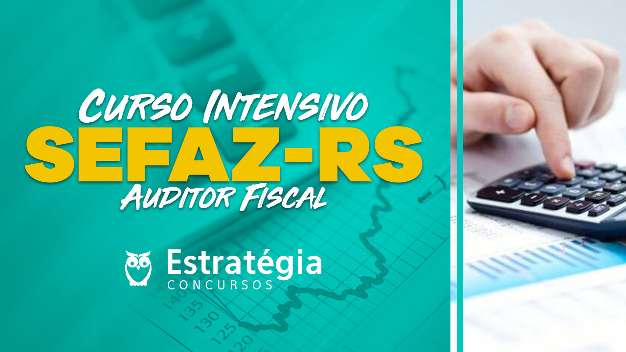 Curso Intensivo SEFAZ-RS