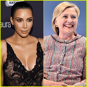 លោកស្រី Hillary Clinton ផ្ញើរជូននូវក្តីស្រលាញ់ ទៅកាន់តារាទូរទស្សន៍អាមេរិក Kim Kardashian បន្ទាប់ពីត្រូវចោលប្លន់អស់គ្រឿង អលង្ការ៦.៤លានដុល្លារ« ខ្ញុំពិតជាមានរម្មណ៍ សោកស្តាយណាស់»