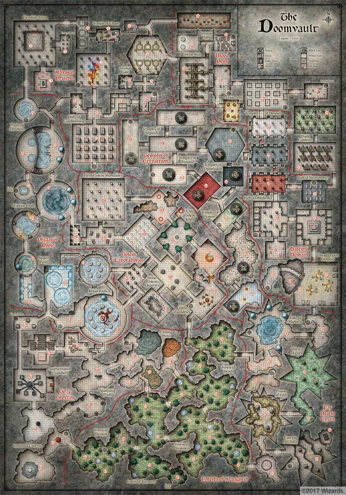 doomvault map 2