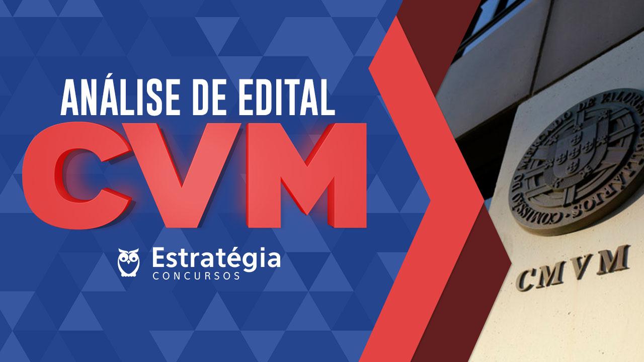 Análise de Edital CVM