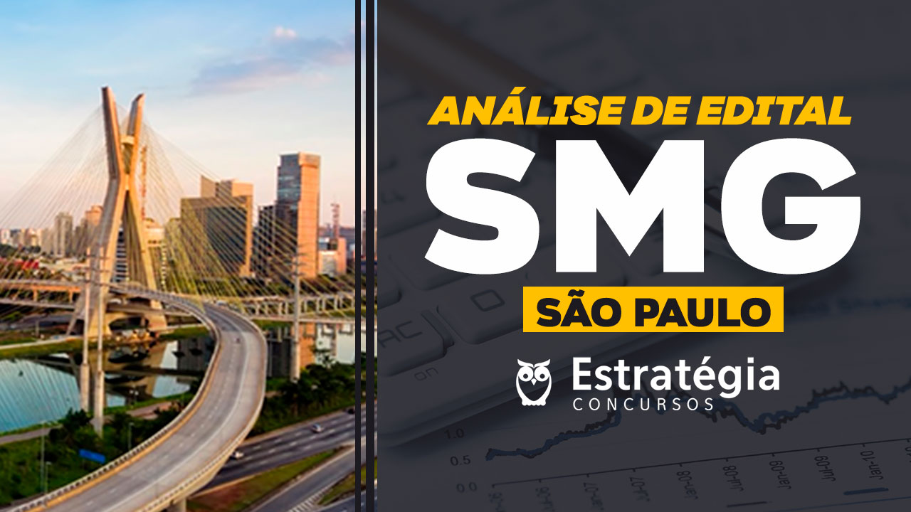 Análise de Edital SMG - SP