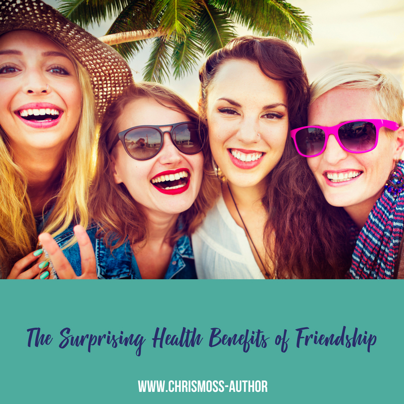 Friendship Promises Surprising Health Benefits!