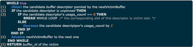 peusudo code