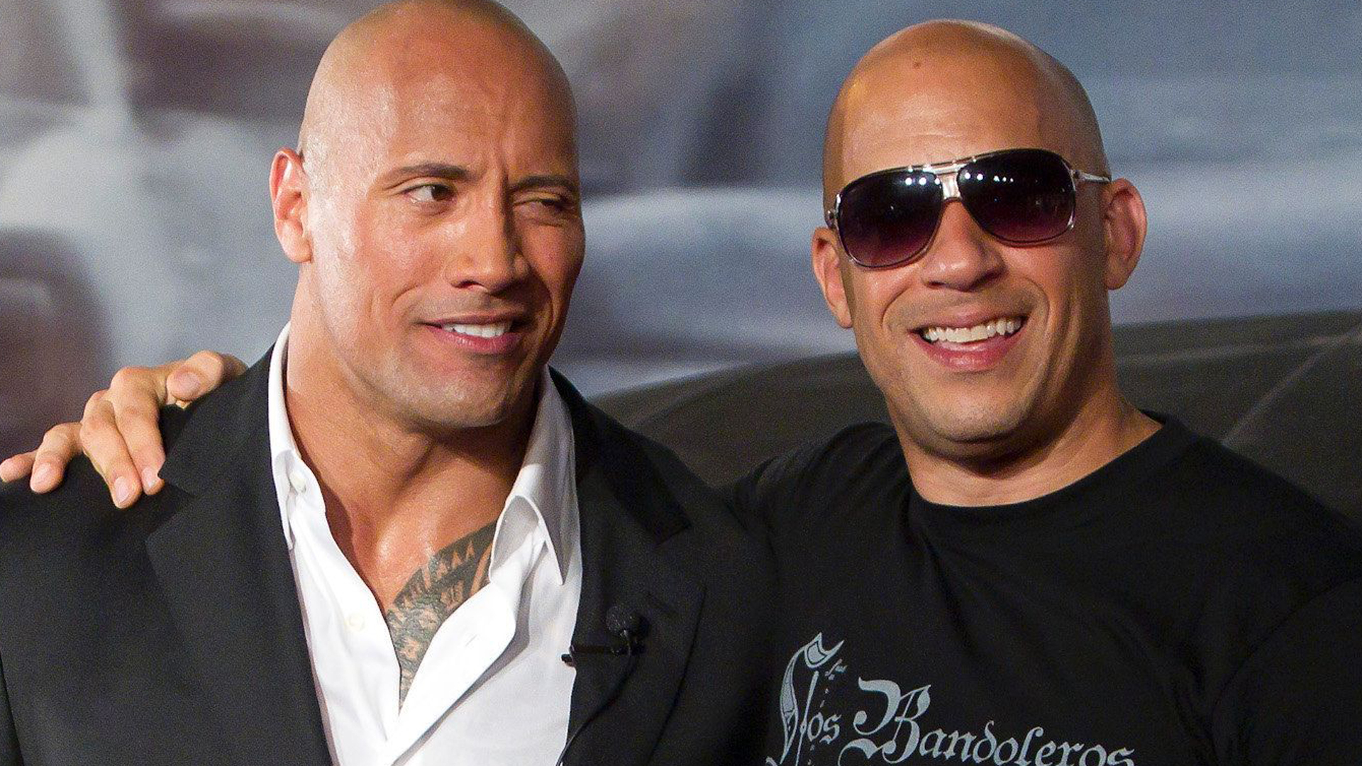 What Really Went Down Between The Rock And Vin Diesel