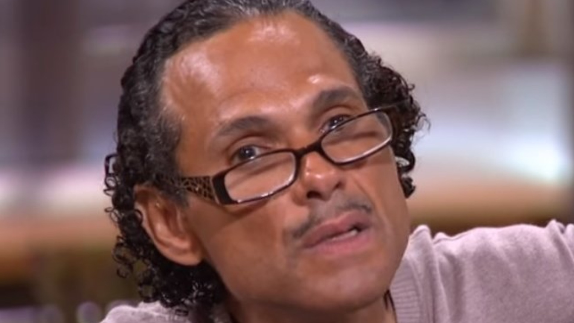 DeBarge's Story Is Really Depressing