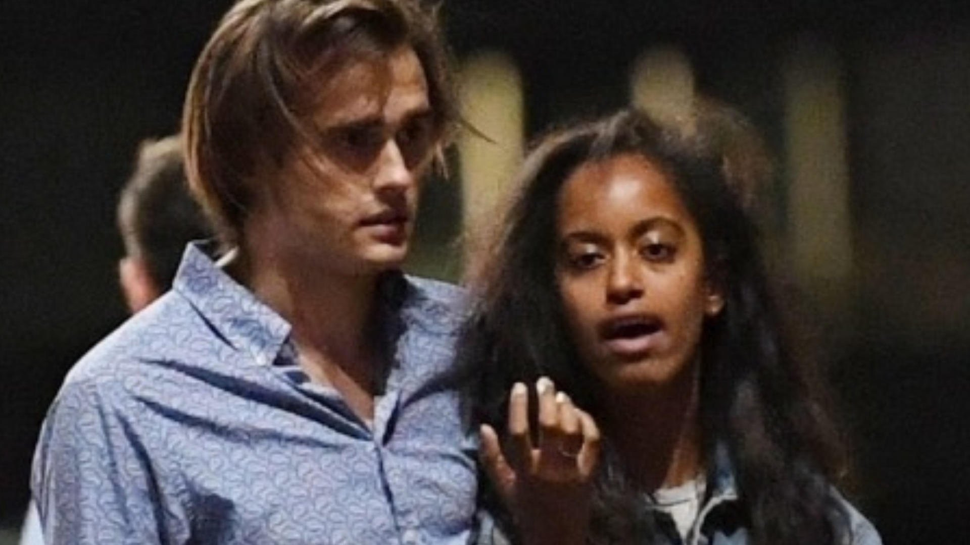 Details Revealed About Malia Obama & Rory's Relationship