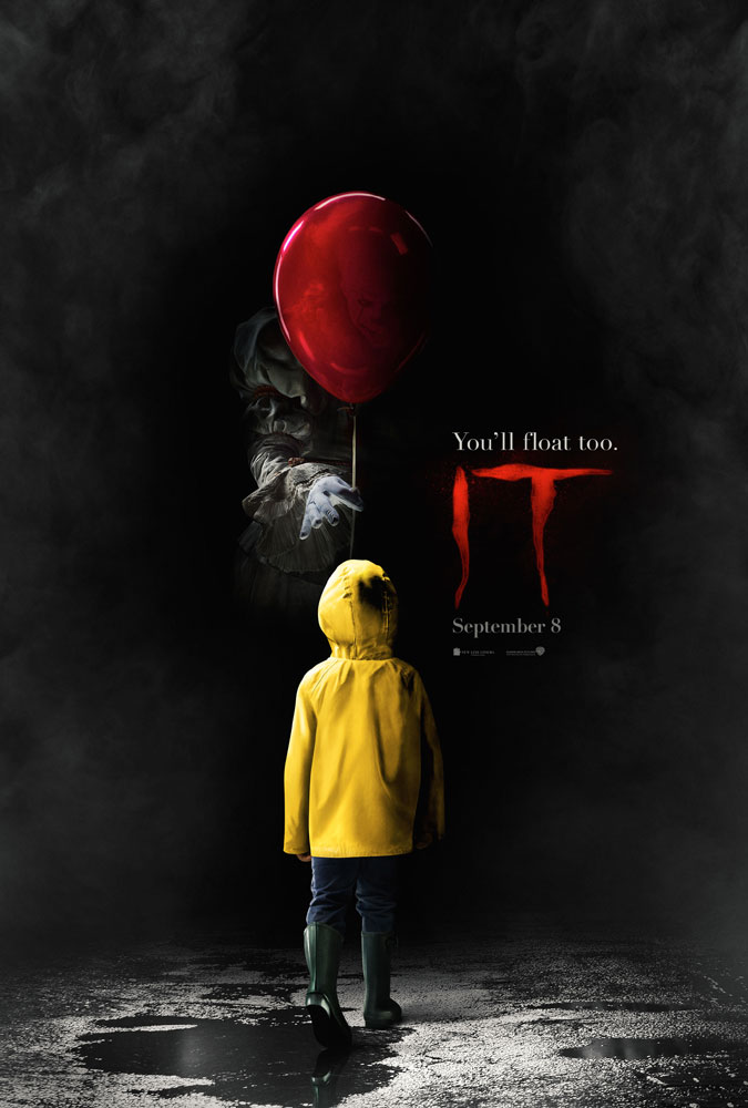 New It Poster Released, Trailer to Be Revealed Tomorrow