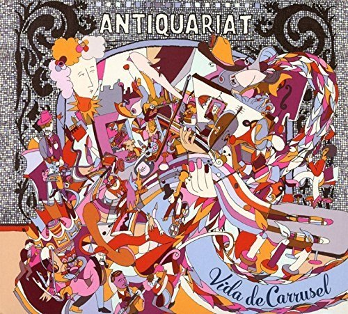 CD: Vida de Carrusel von Antiquariat