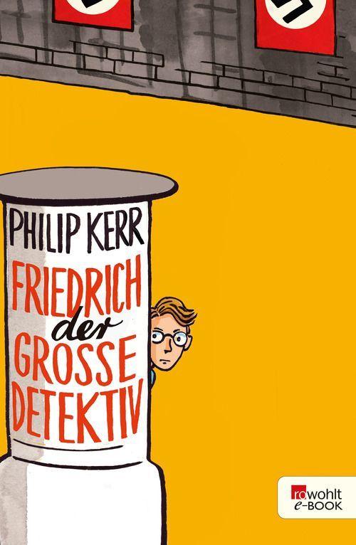 Buch: Friedrich der Große Detektiv von Philip Ker
