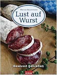 Buch: Lust auf Wurst von Marcus Bauermann