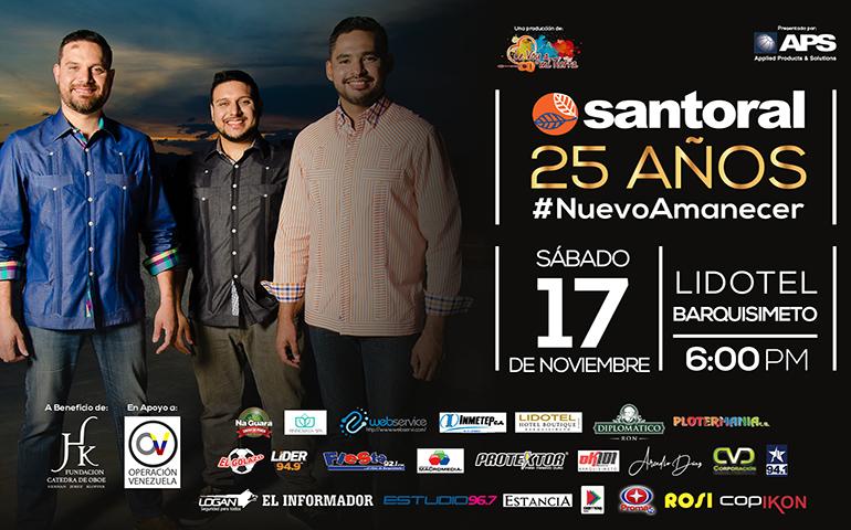 Grupo Santoral 25años