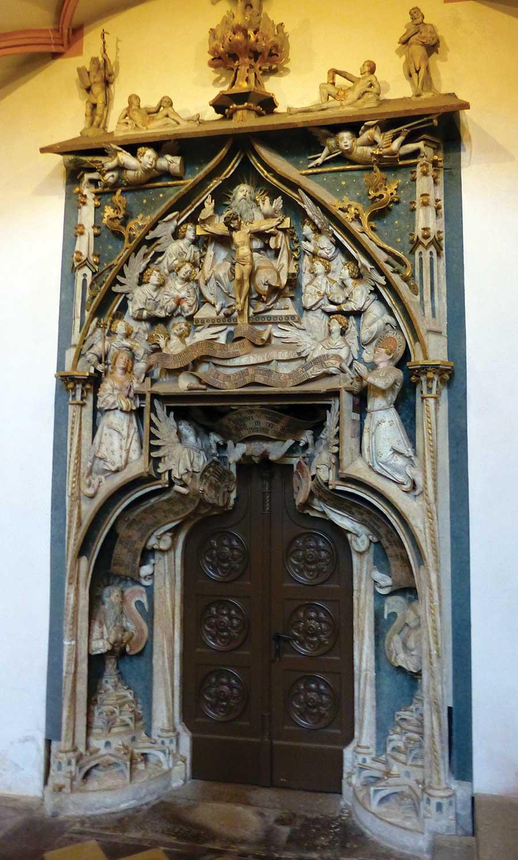 Die schöne Tür