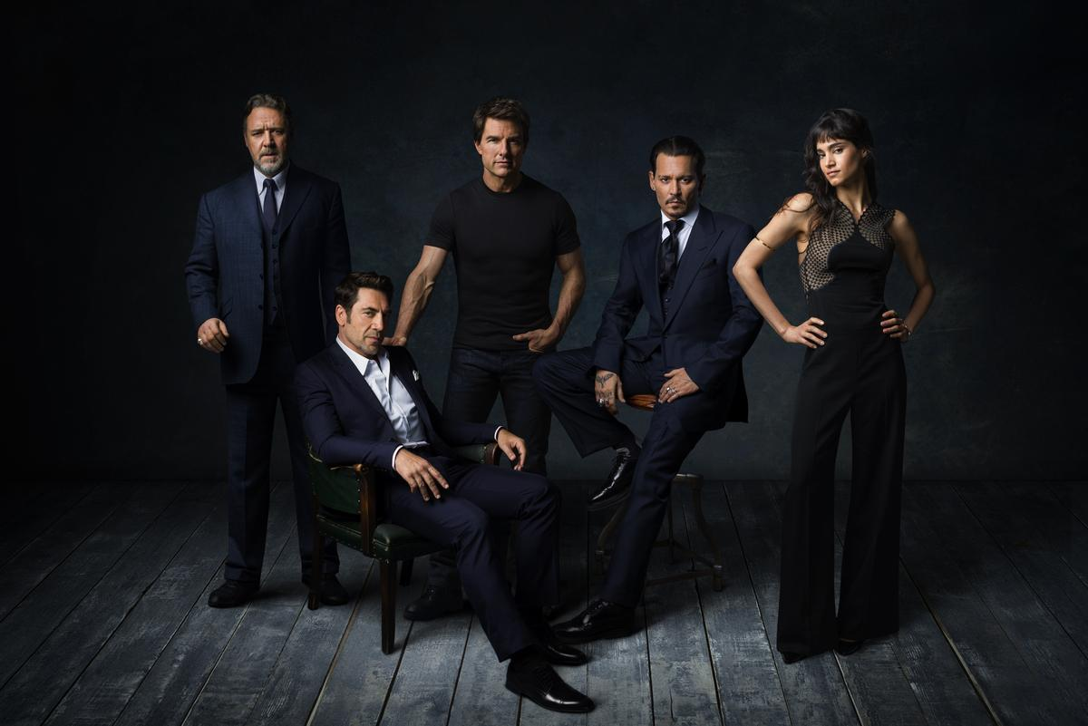 Dark Universe Announced as Universal Monsters Shared Universe: Depp, Bardem, Condon and Elfman Confirmed