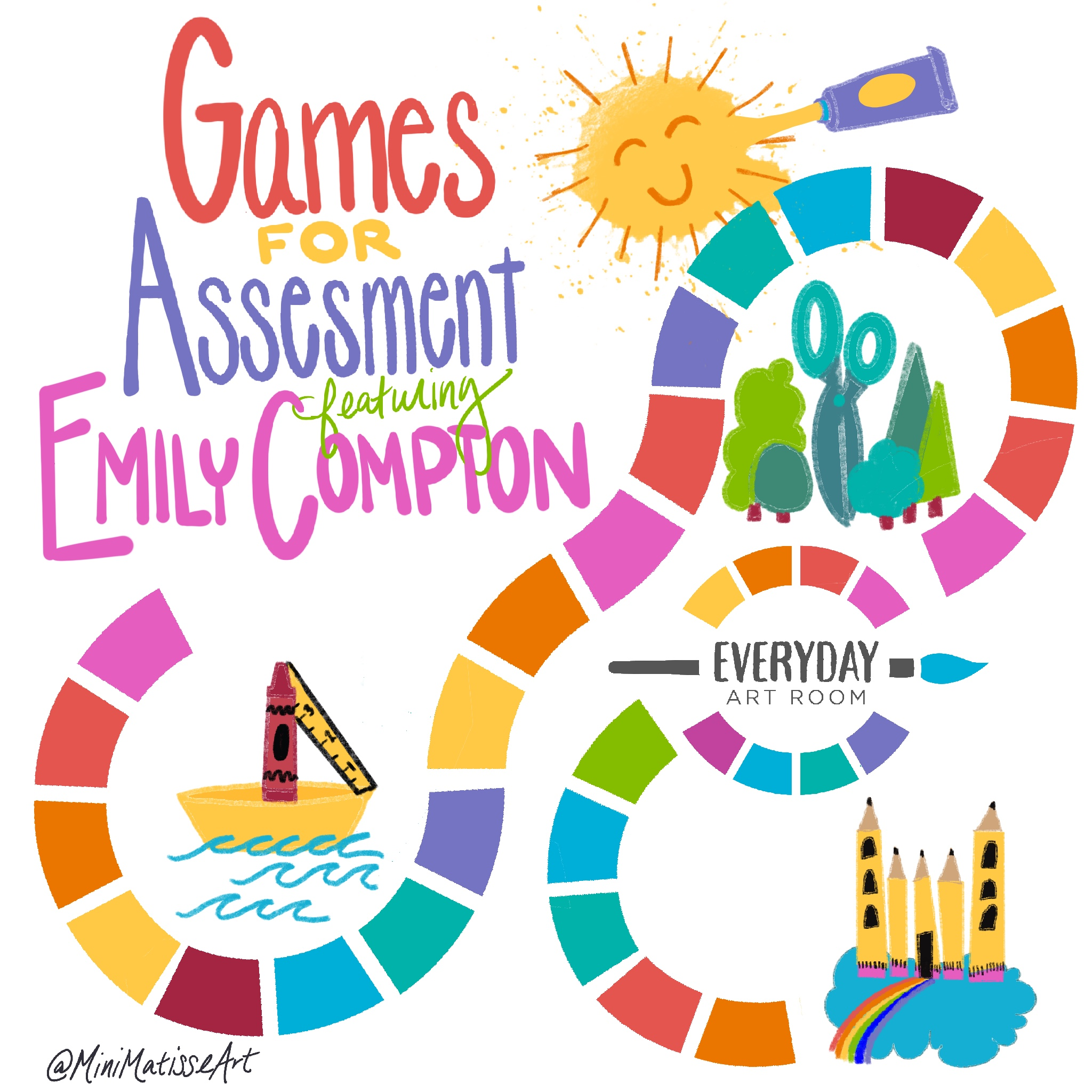 Games for Assessment- Emily Compton