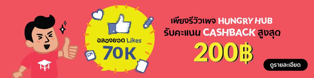 Facebook 70K Likes Celebration
